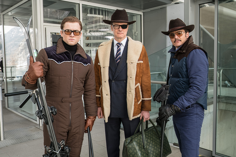 킹스맨: 골든 서클 Kingsman: The Golden Circle
