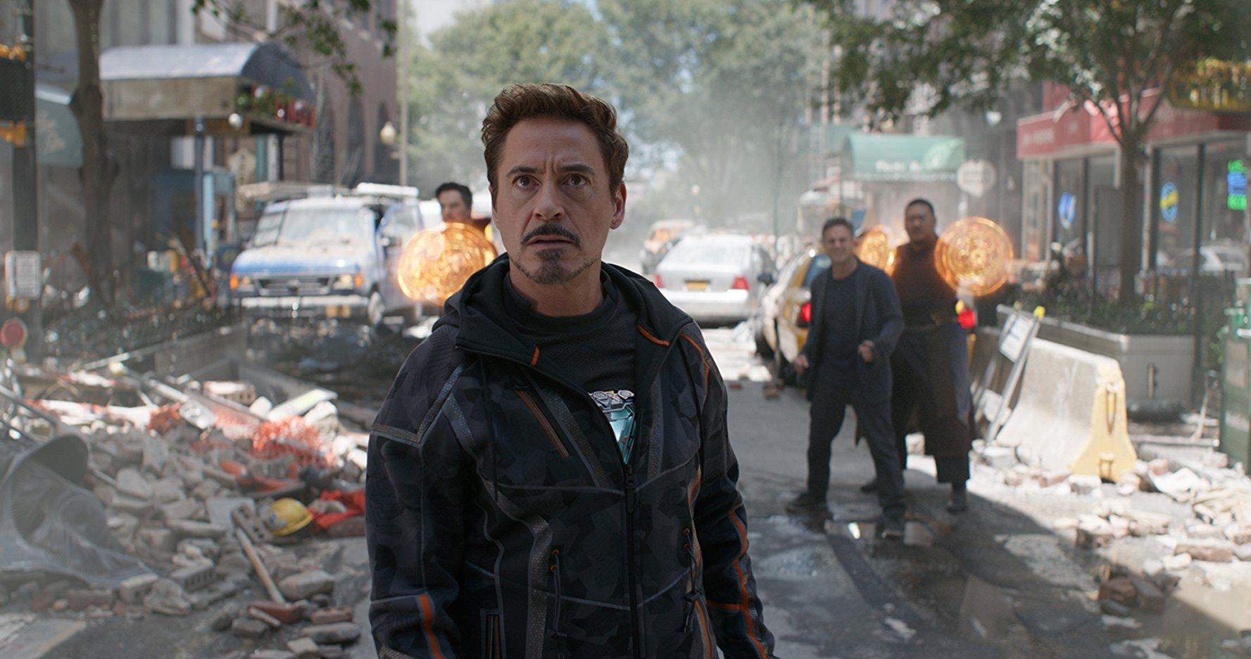 어벤져스 인피니티 워 Avengers: Infinity War / 로버트 다우니 주니어 Robert Downey Jr.