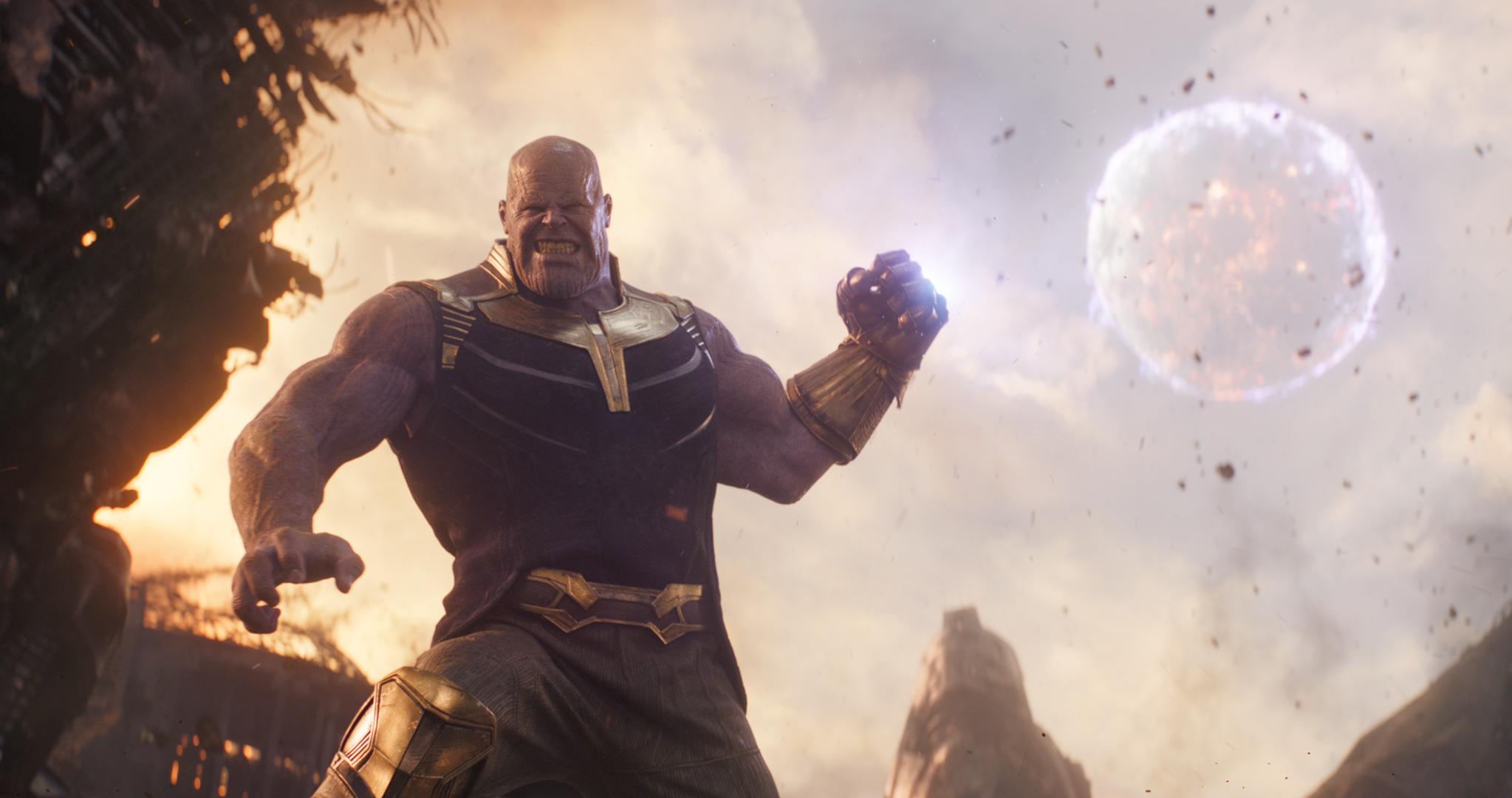 어벤져스: 인피니티 워 Avengers: Infinity War