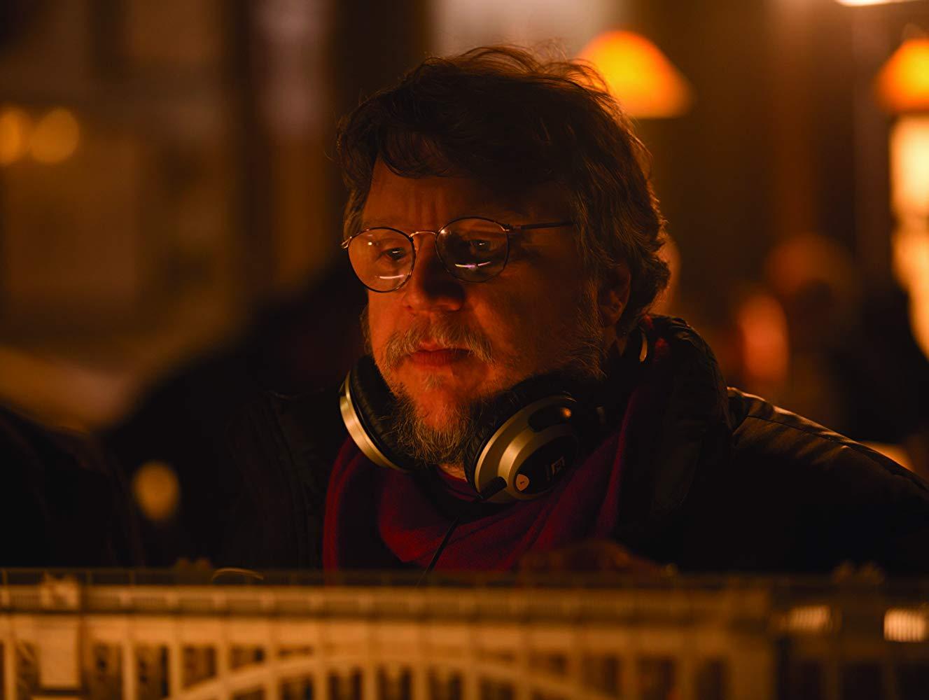 기예르모 델 토로 Guillermo Del Toro