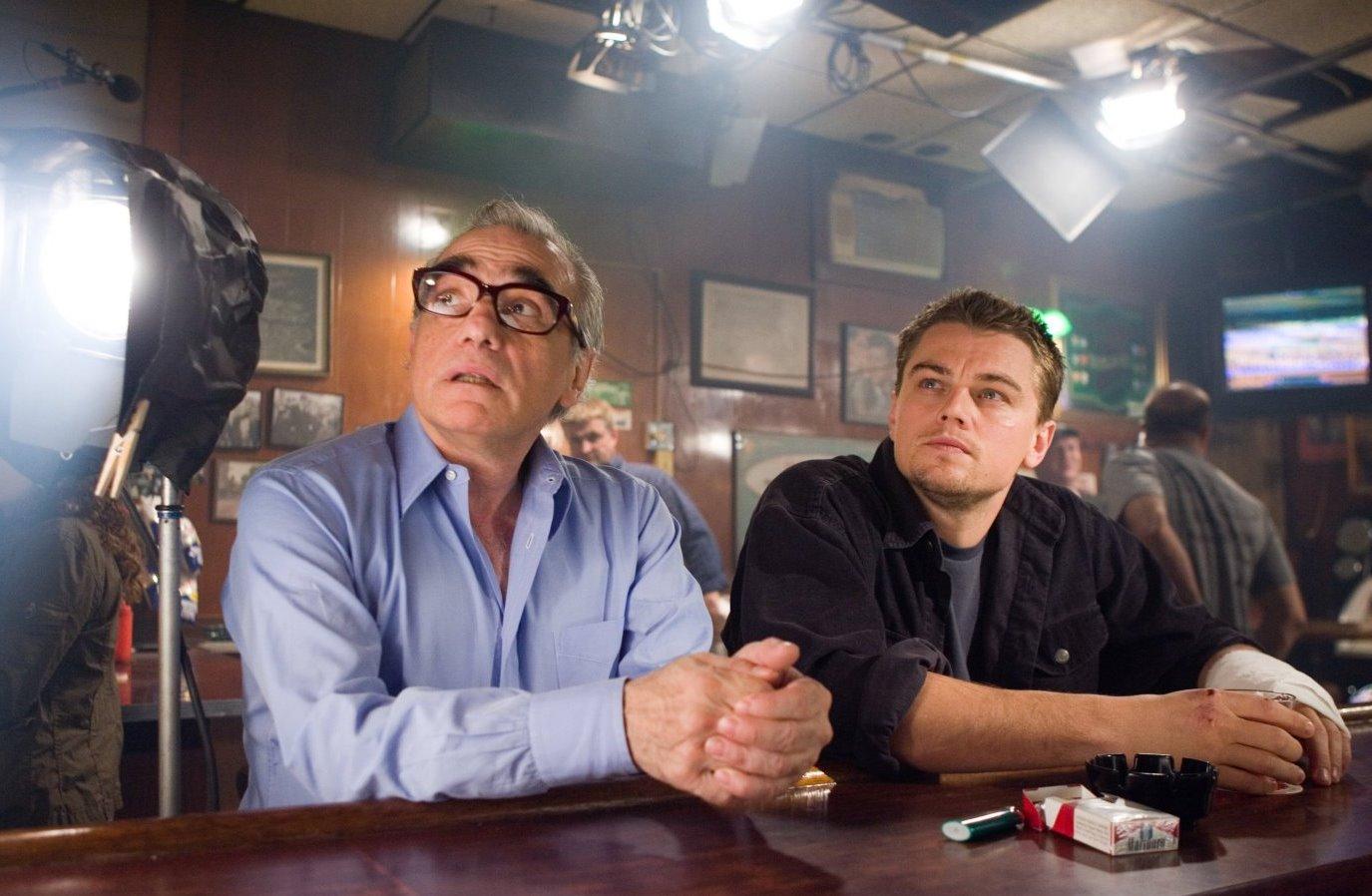레오나르도 디카프리오 Leonardo DiCaprio / 마틴 스콜세지 Martin Scorsese