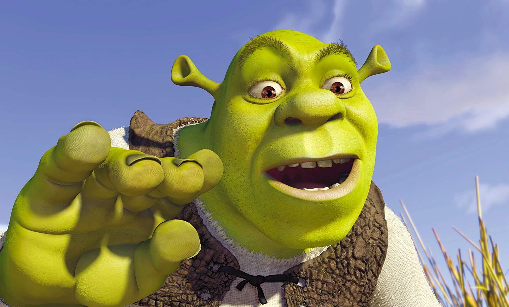 슈렉 Shrek