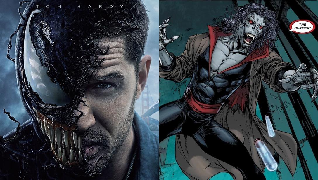 베놈 Venom / 모비우스 Morbius